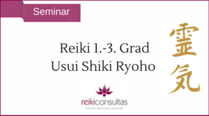 Reiki nach Dr. Mikao Usui